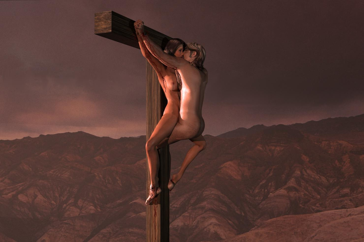 What is the definition of lewd and nude in the bible